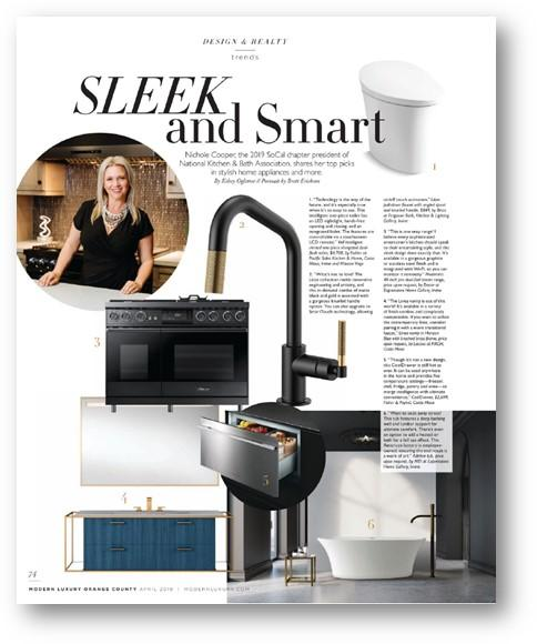 Pirch Feature in Modern Luxury OC: Sleek and Smart