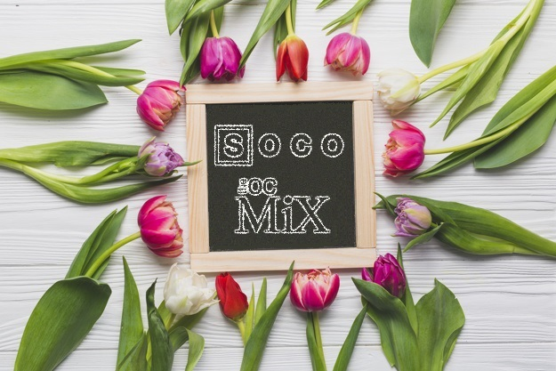 April is Full of Spring Events & Specials at SOCO + The OC Mix!