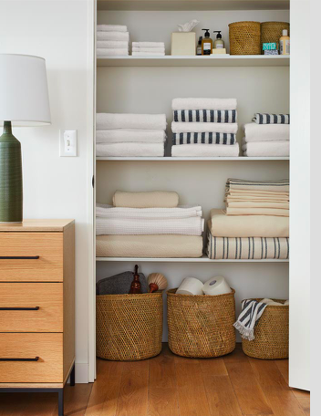 Get Organized with Room & Board