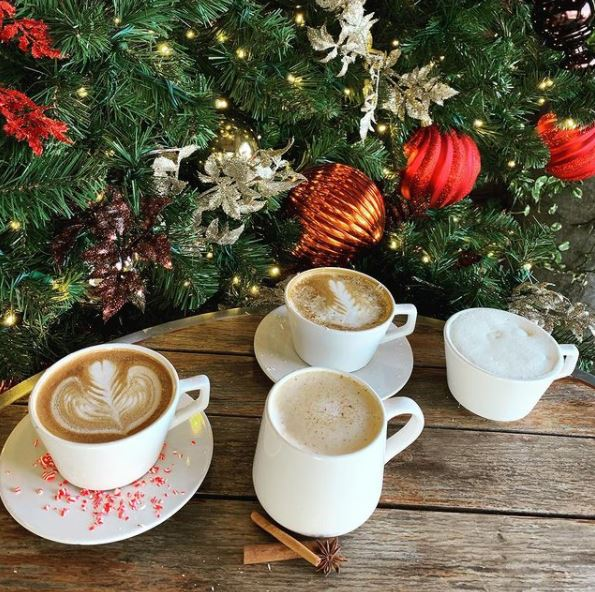 Mouthwatering Holiday Drinks at Portola Coffee Roasters