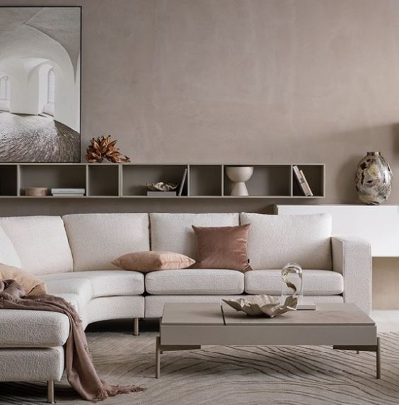 Spring into Comfortable + Contemporary Design with BoConcept