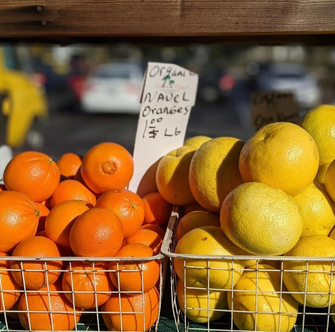 Shop Fresh & Support Small at the SOCO Farmer's Market