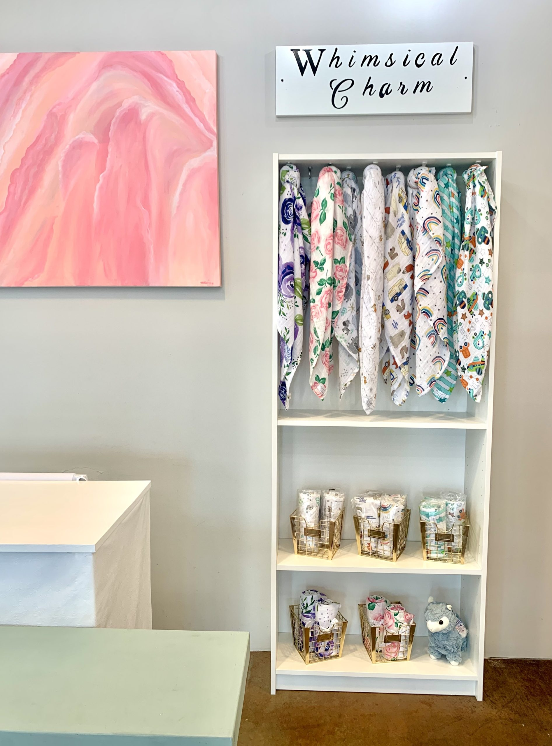 Charming New Baby Boutique at SOCO + The OC Mix