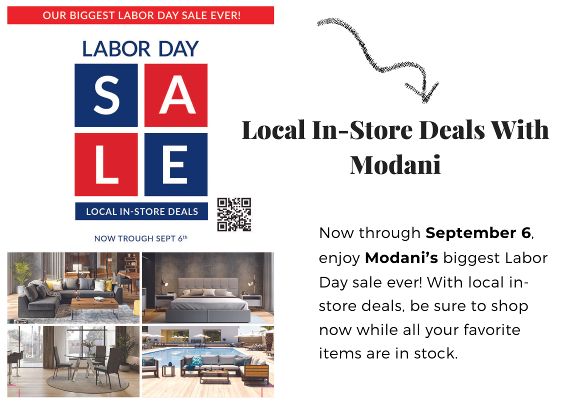 Big Labor Day Sales, New Shops and More!