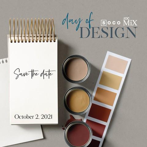 SOCO's Annual Day of Design Returns!